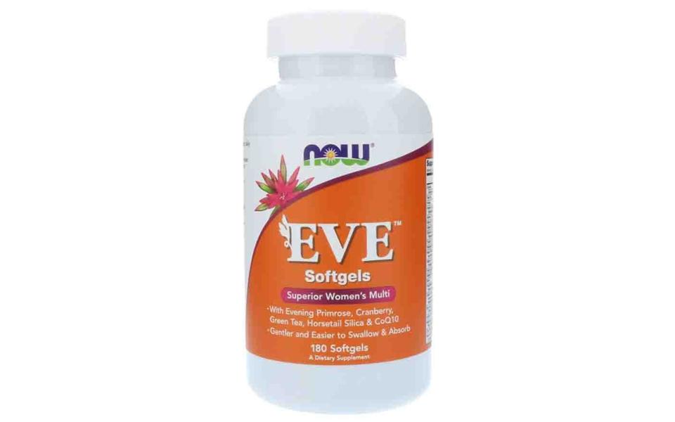 Flacon multivitamine Now Foods Eve.