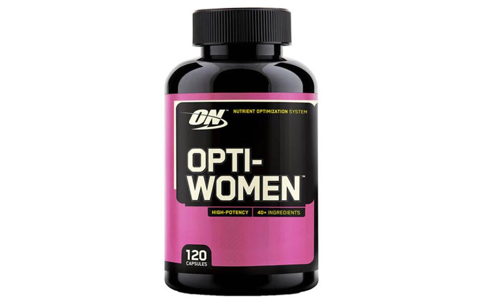 Flacon multivitamine Optimum Nutrition - Opti - Women.