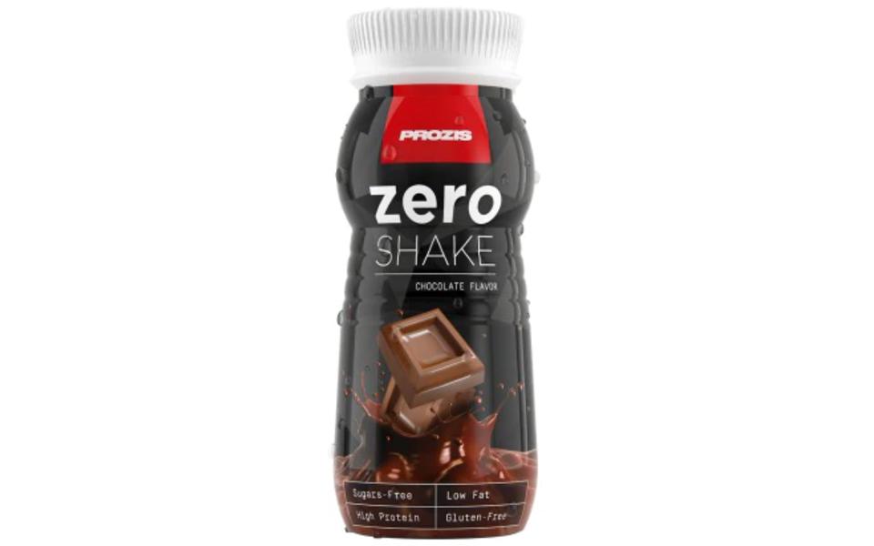 Sticla pudra proteica Prozis Zero Shake.